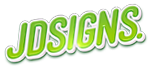 JDSIGNS. Webdesign Logo